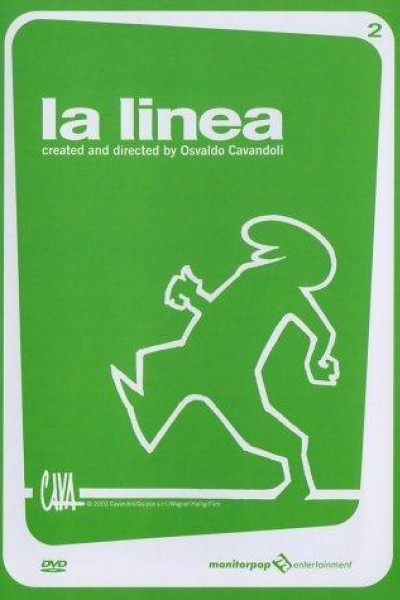 Caratula, cartel, poster o portada de La línea