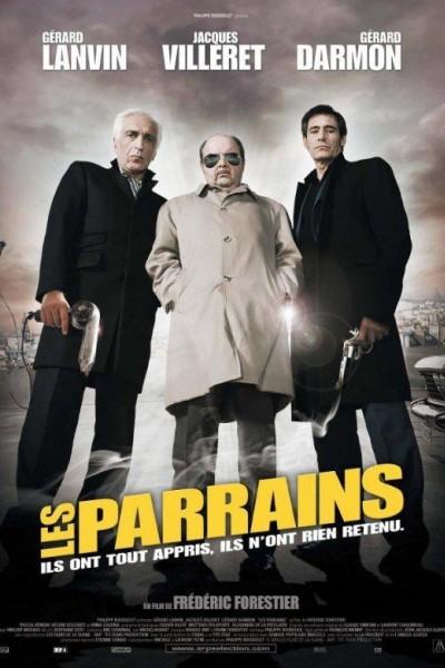 Caratula, cartel, poster o portada de Les parrains