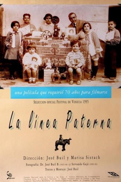 Caratula, cartel, poster o portada de La línea paterna