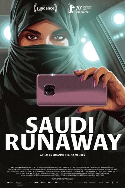 Caratula, cartel, poster o portada de Saudi Runaway