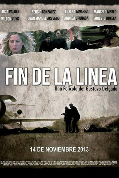 Caratula, cartel, poster o portada de Fin de la linea