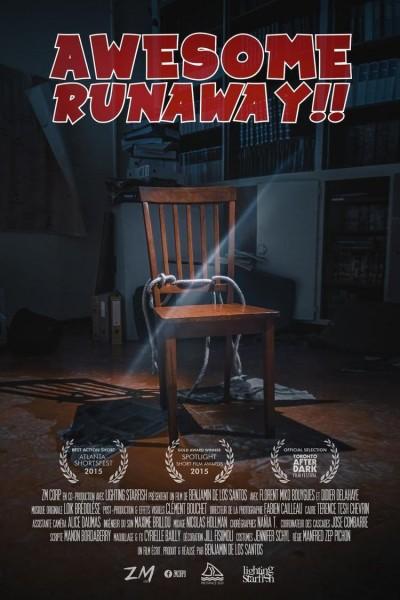 Caratula, cartel, poster o portada de Awesome Runaway