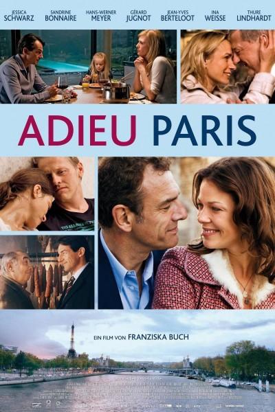 Caratula, cartel, poster o portada de Adieu Paris