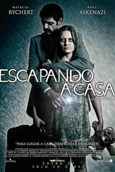 Caratula, cartel, poster o portada de Escapando a casa