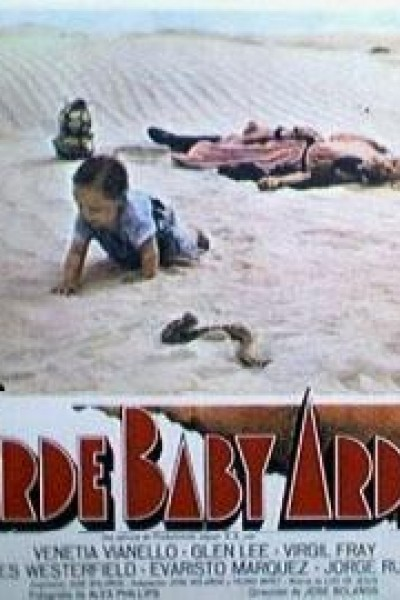 Caratula, cartel, poster o portada de Arde baby, arde