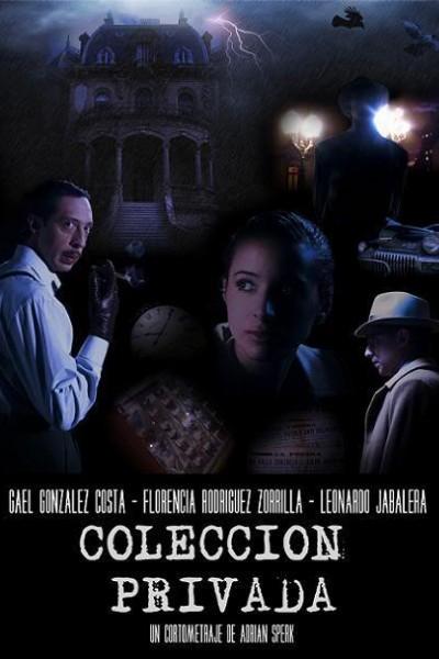 Caratula, cartel, poster o portada de Colección privada
