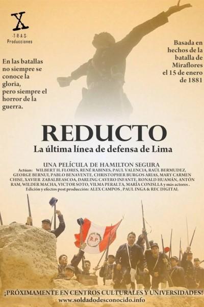 Caratula, cartel, poster o portada de Reducto: La última línea de defensa de Lima