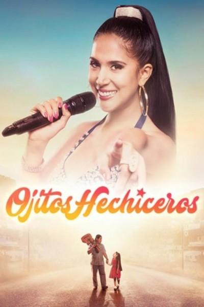 Caratula, cartel, poster o portada de Ojitos hechiceros