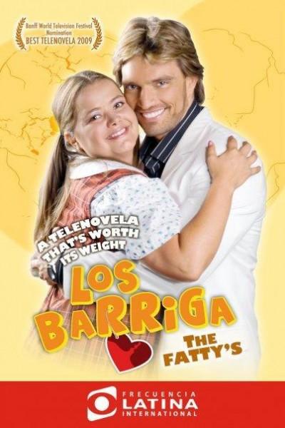 Caratula, cartel, poster o portada de Los Barriga