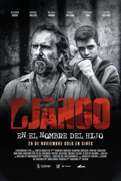 Caratula, cartel, poster o portada de Django: En el nombre del hijo