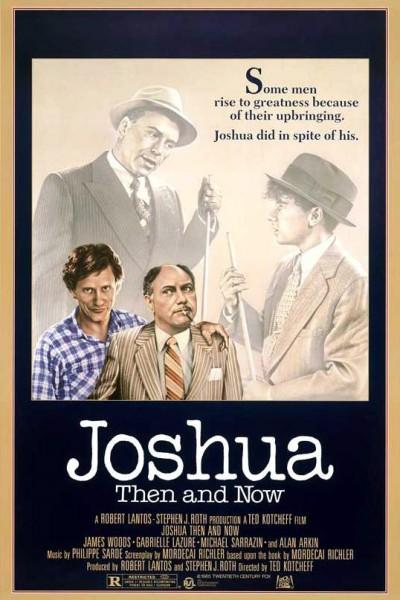 Caratula, cartel, poster o portada de Joshua Then and Now