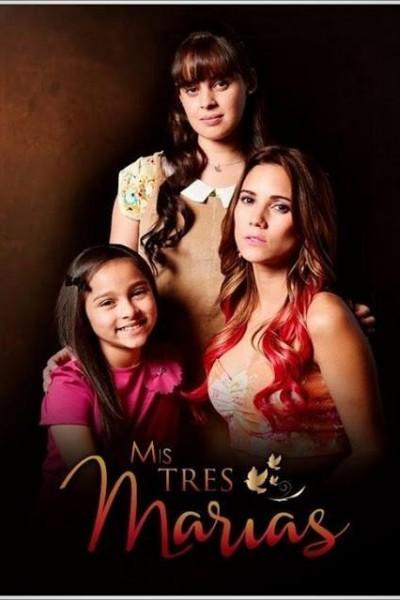 Caratula, cartel, poster o portada de Mis Tres Marías