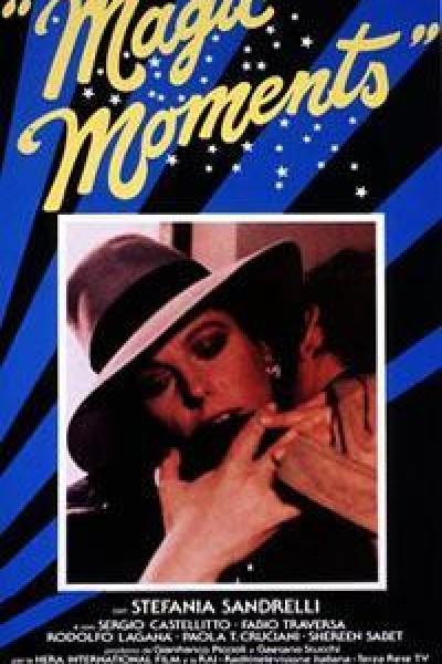 Caratula, cartel, poster o portada de Il momento magico