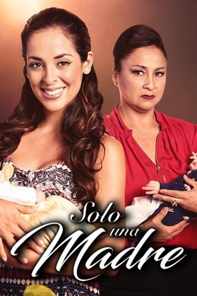 Caratula, cartel, poster o portada de Solo una madre