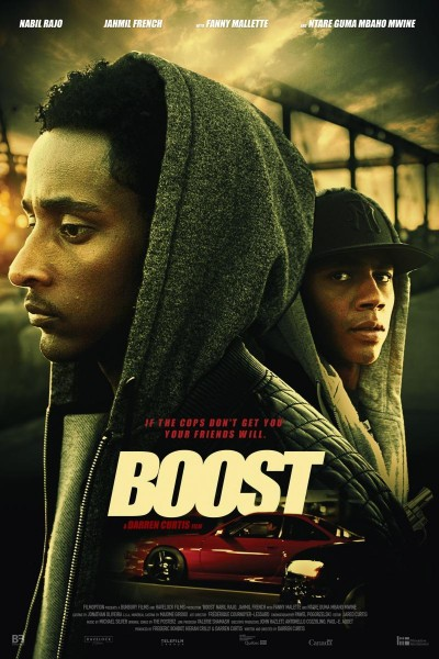 Caratula, cartel, poster o portada de Boost