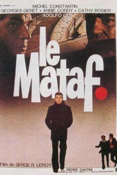 Caratula, cartel, poster o portada de Chantaje para el crimen (Le mataf)