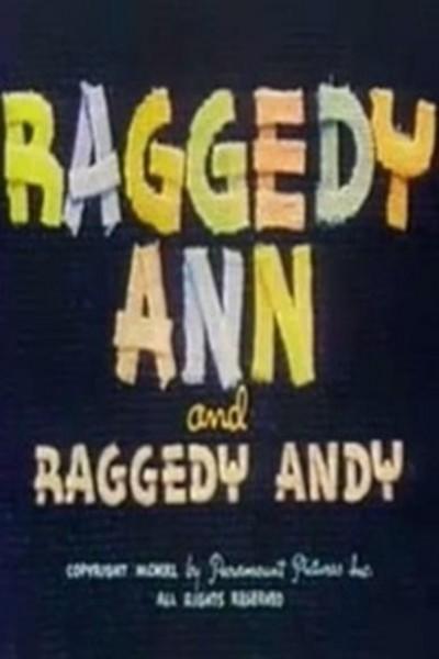 Caratula, cartel, poster o portada de Raggedy Ann and Raggedy Andy