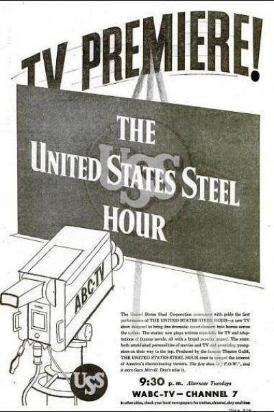 Caratula, cartel, poster o portada de The United States Steel Hour