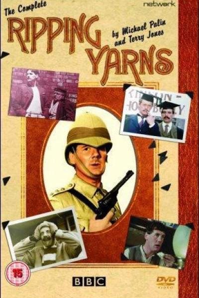 Caratula, cartel, poster o portada de Ripping Yarns (Historias para reír)