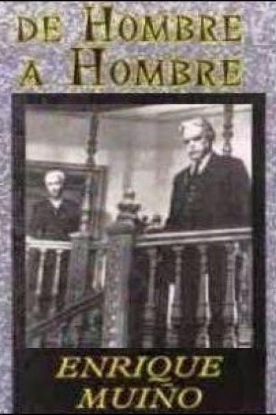 Caratula, cartel, poster o portada de De hombre a hombre