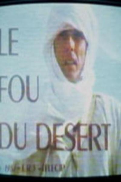 Caratula, cartel, poster o portada de El loco del desierto