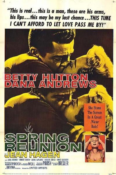 Caratula, cartel, poster o portada de Reunión de primavera