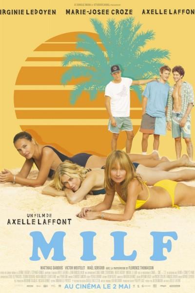 Caratula, cartel, poster o portada de MILF