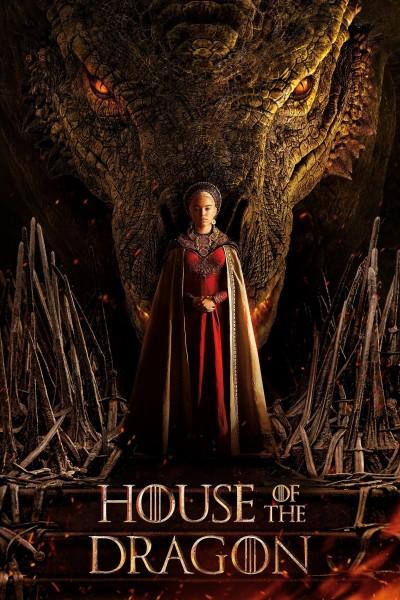 Caratula, cartel, poster o portada de La casa del Dragón