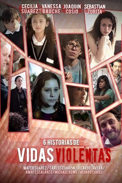 Caratula, cartel, poster o portada de Vidas violentas