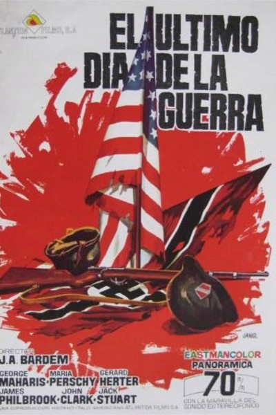 Caratula, cartel, poster o portada de El último día de la guerra