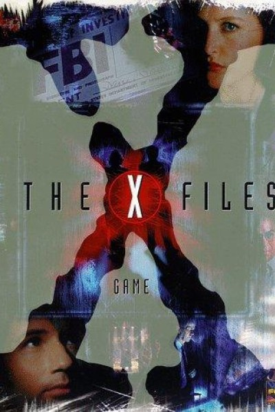 Caratula, cartel, poster o portada de The X-Files Game