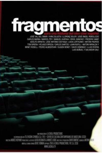 Caratula, cartel, poster o portada de Fragmentos para otra historia del cine español