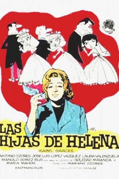 Caratula, cartel, poster o portada de Las hijas de Helena