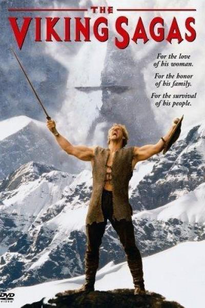 Caratula, cartel, poster o portada de El plan de los vikingos