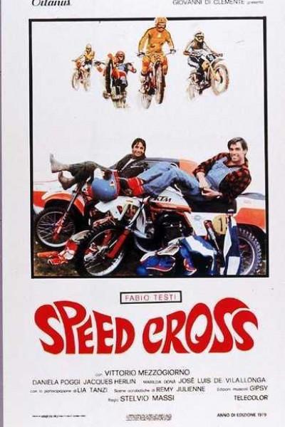 Caratula, cartel, poster o portada de Speed Cross