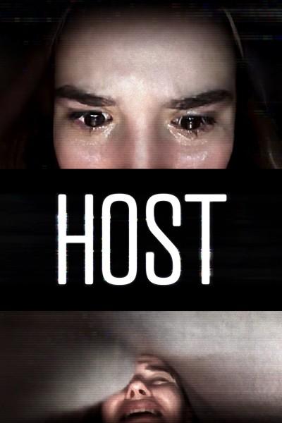 Caratula, cartel, poster o portada de Host