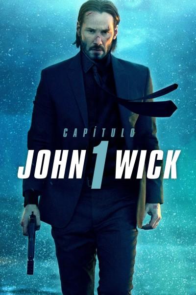 Caratula, cartel, poster o portada de John Wick (Otro día para matar)