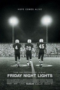Caratula, cartel, poster o portada de Friday Night Lights