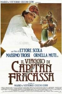 Caratula, cartel, poster o portada de El viaje del capitán Fracassa