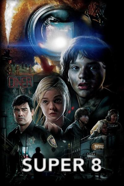 Caratula, cartel, poster o portada de Super 8
