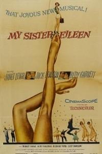 Caratula, cartel, poster o portada de Mi hermana Elena