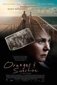 Caratula, cartel, poster o portada de Oranges and Sunshine