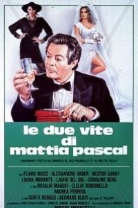 Caratula, cartel, poster o portada de La doble vida de Matías Pascal