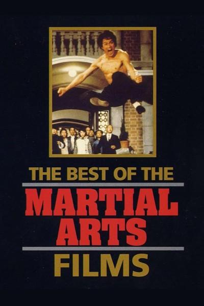 Caratula, cartel, poster o portada de Lo mejor de las artes marciales