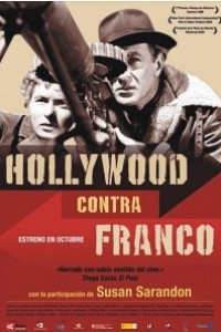 Caratula, cartel, poster o portada de Hollywood contra Franco