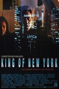 Caratula, cartel, poster o portada de El rey de Nueva York