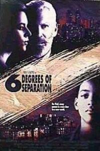 Caratula, cartel, poster o portada de Seis grados de separación