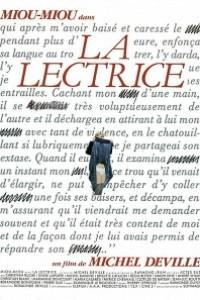 Caratula, cartel, poster o portada de La lectora