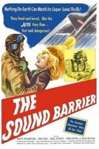 Caratula, cartel, poster o portada de La barrera del sonido