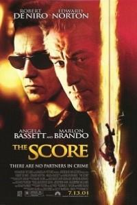 Caratula, cartel, poster o portada de The Score (Un golpe maestro)